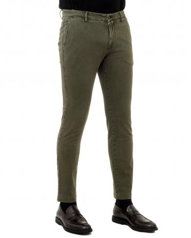 BRIGLIA Pantaloni Verde BG04.49525 552