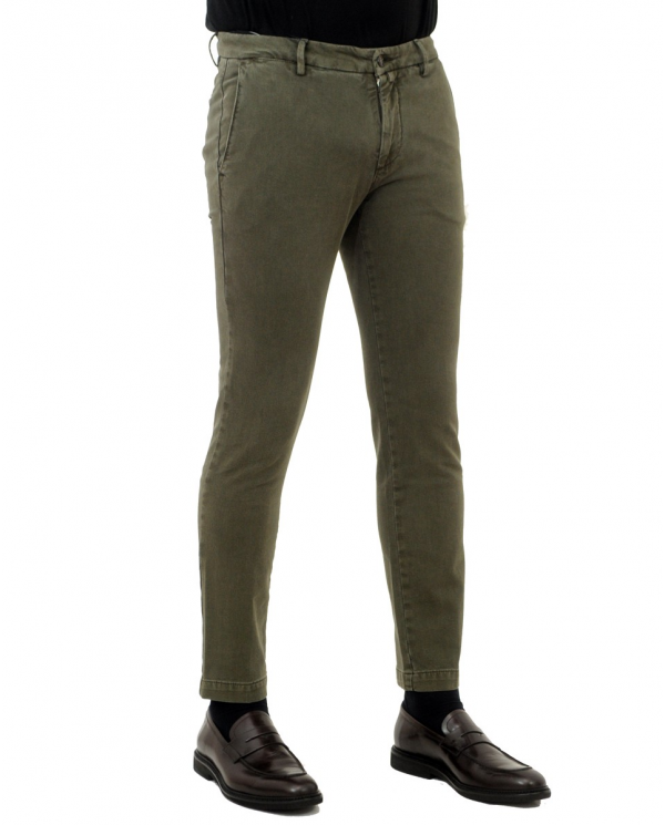BRIGLIA Pantaloni Verde