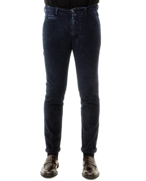BRIGLIA Pantaloni blu BG05.49721 711