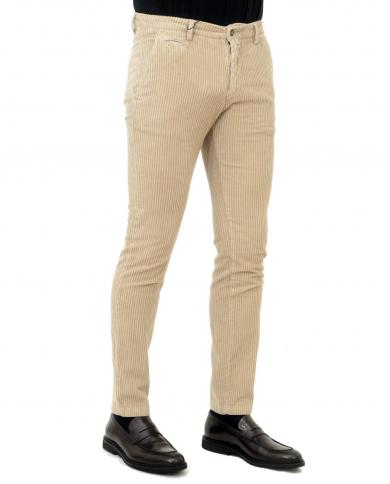 BRIGLIA Pantalone uomo Beige BG05.49721 753