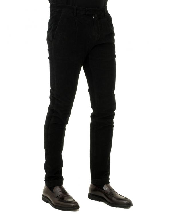 BRIGLIA Pantaloni uomo Nero BG07.4985 10