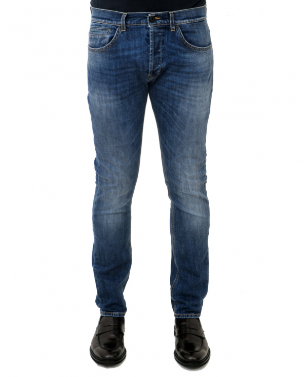 DONDUP Pantalone George BLU UP232 DS0257U AB3 800