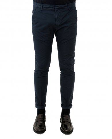 DONDUP Pantalone Gaubert BLU CUPO UP235 CS0099U PTR 897