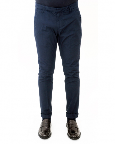 DONDUP Pantalone Gaubert BLU CUPO UP235 CS0106U PTR 897