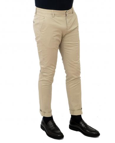 DONDUP Pantalone Gaubert SABBIA UP235 GSE046U PTD 019