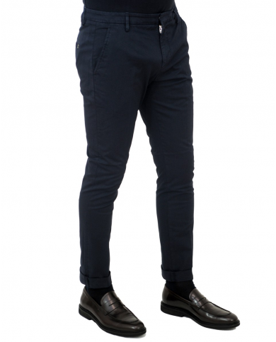 DONDUP Pantalone Gaubert BLU CUPO UP235 GSE046U PTD 897