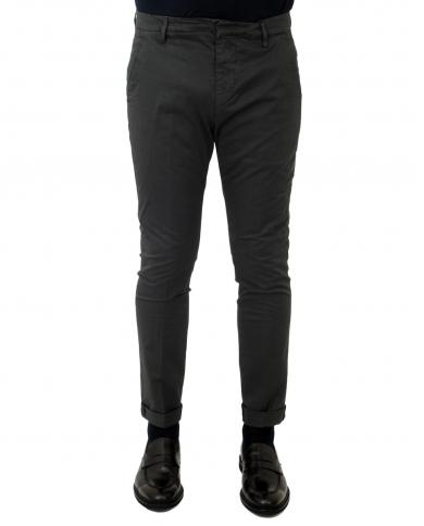 DONDUP Pantalone Gaubert ASFALTO UP235 GSE046U PTD 998
