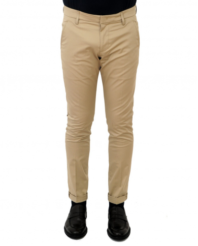 DONDUP Pantalone Gaubert SABBIA UP235 RS0037U XXX 019