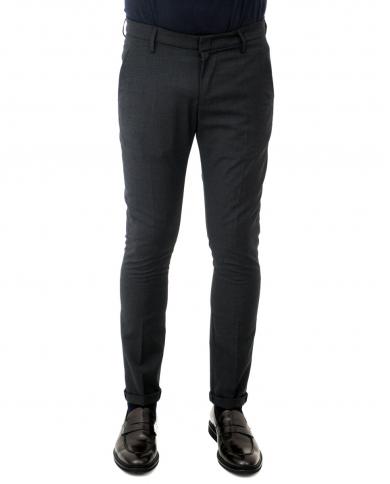 DONDUP Pantalone Gaubert grigio UP235 WS0101U XXX 920
