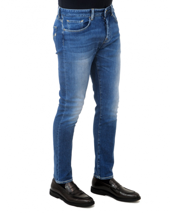 DONDUP Jeans sartoriale BLU UP550 DSE270U AH4 800