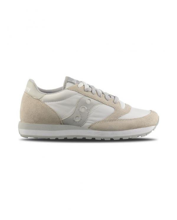 SAUCONY Sneaker Jazz Original \nWHITE/GREY S2044 396