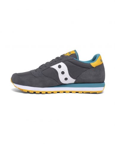 SAUCONY Sneaker Jazz Original ORANGE/BLUE S2044 560