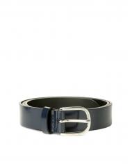 ORCIANI Cintura uomo in pelle Blu U07886.BRIGHT BLU